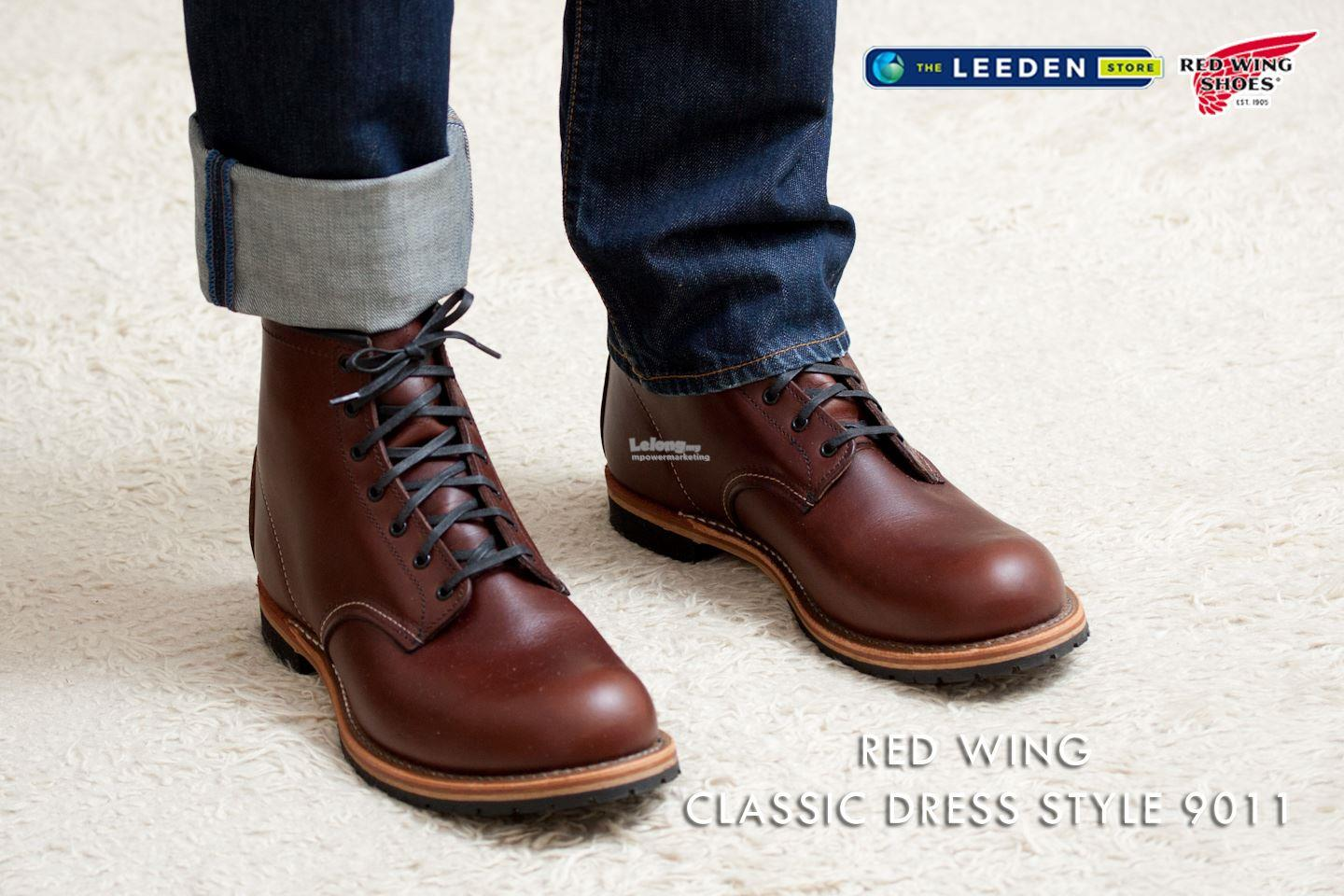 Red Wing Beckman Round Boot Shoes Ma End 6 15 2020 4 15 Pm