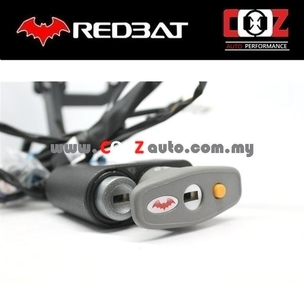 REDBAT DOUBLE BRAKE PEDAL LOCK SUZUKI SWIFT 2005-2014