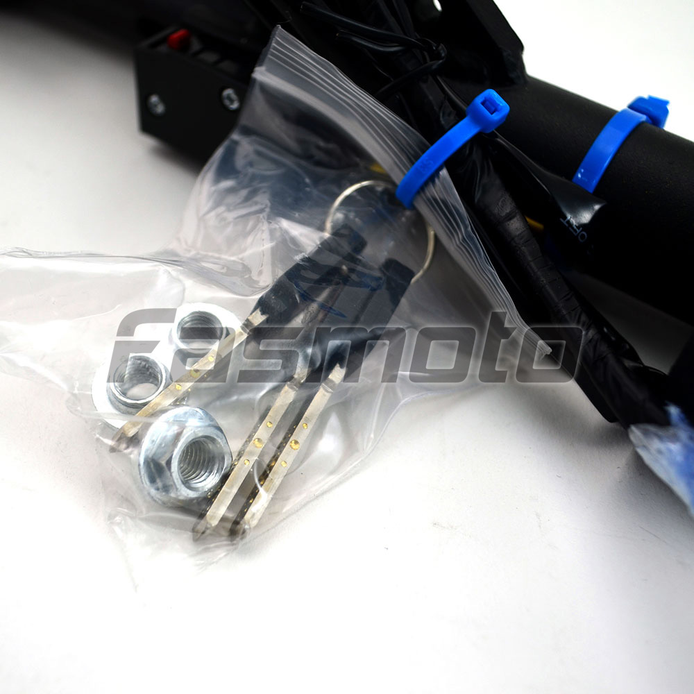 Redbat Double Lock Honda City 2003 U2013 2008, Auto, Key Start