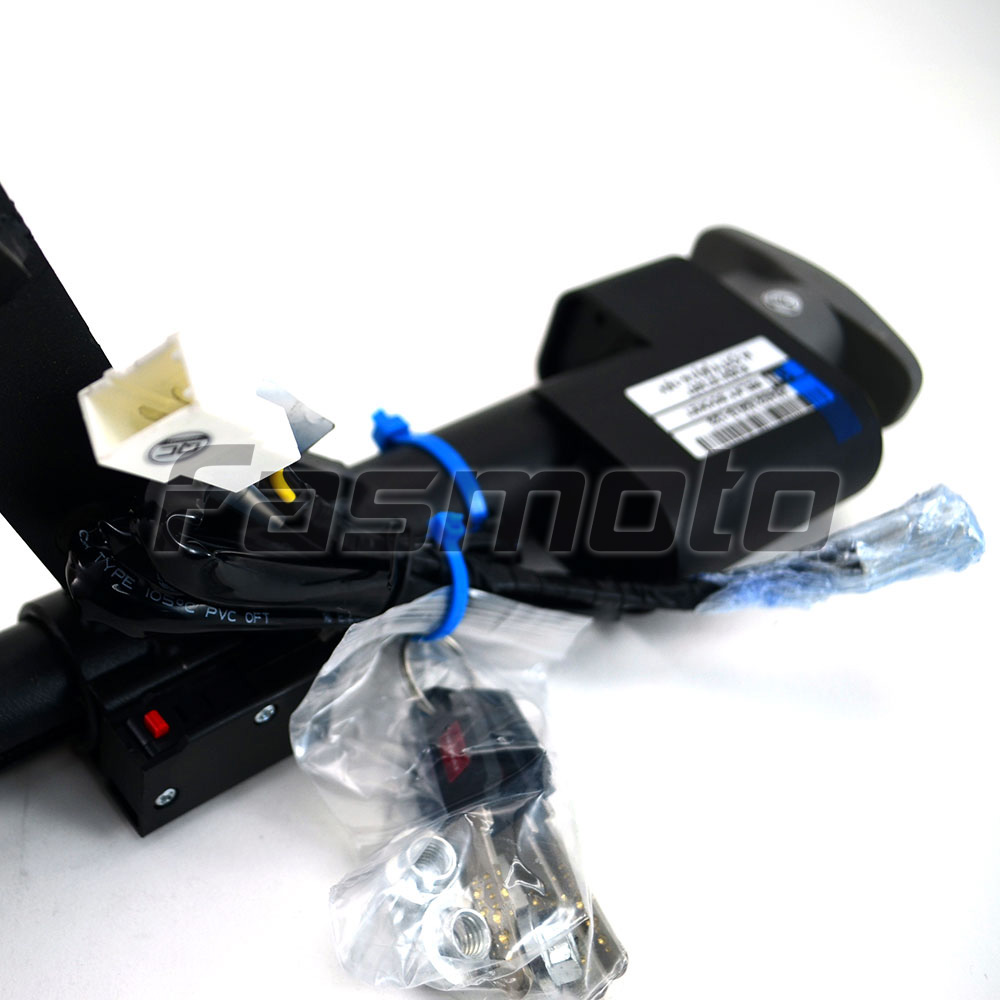Redbat double lock kia naza ria 2003 2010 auto key start