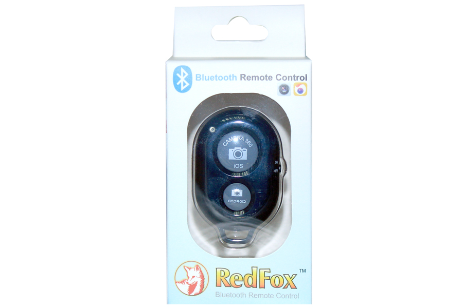 REDFOX BLUETOOTH REMOTE FOR SMARTPHONE (CT87)