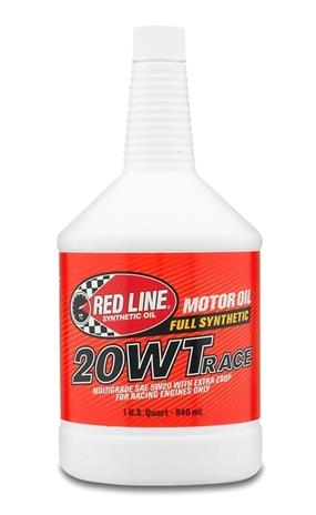 REDLINE ENGINE OIL 20 WT SAE (5W20) RACE OIL