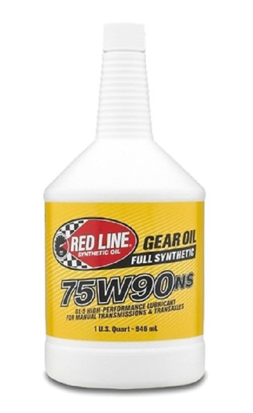 REDLINE GEAR OIL LSD 75W90NS