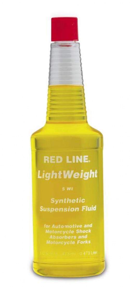 REDLINE SUSPENSION FLUID 5WT (473ML)