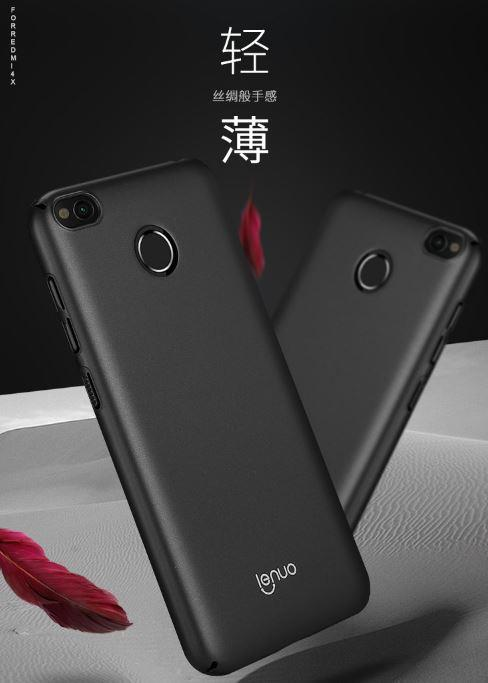 REDMI 4X LENUO 360 Side Protection Ultra SLIM PC BACK Case. ‹ ›