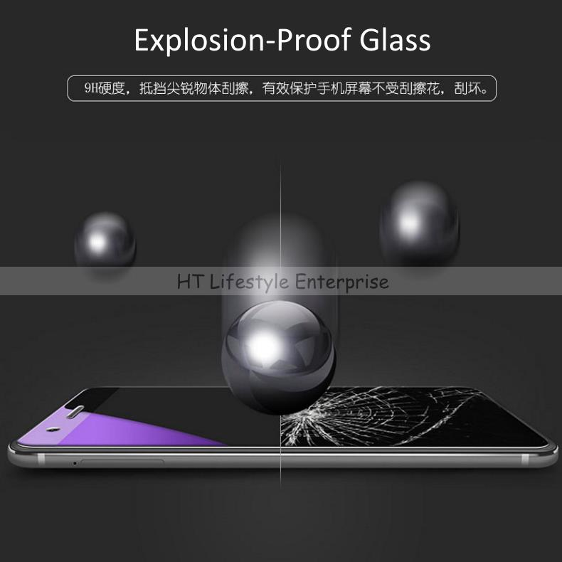 Redmi Note 6 Pro Anti-Fingerprint/Glare/Blue Ray Screen Protector