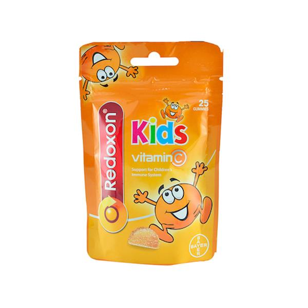 Redoxon Kids Vitamin C with Zinc Gummies 25s Prevent Flu