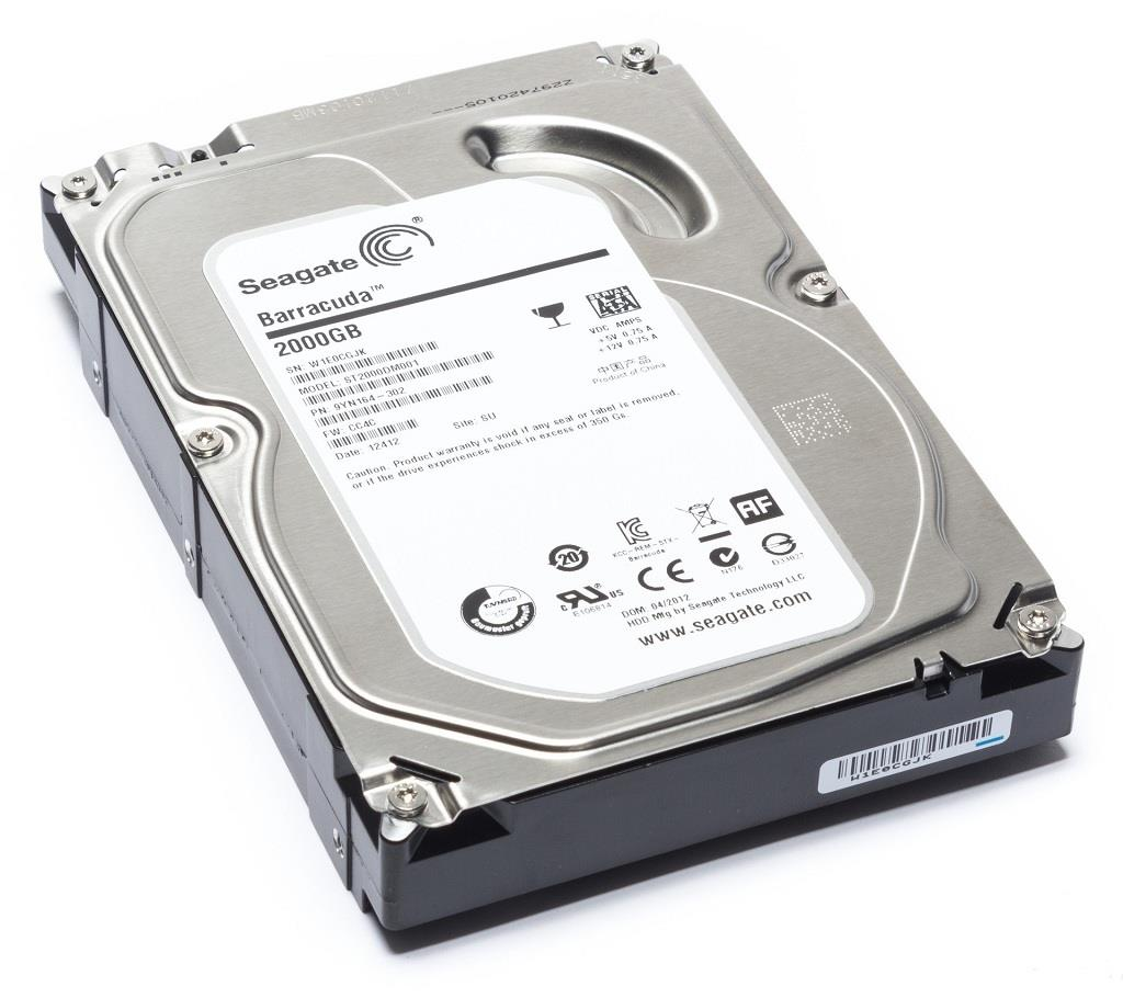 Refurb 2Tb SATA 3.5' Desktop Hard Disk **bulk /wholesale available**