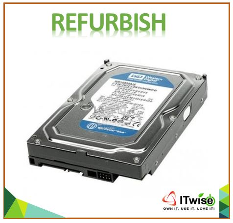 REFURBISH HARD DISK 160GB SATA 3.5""