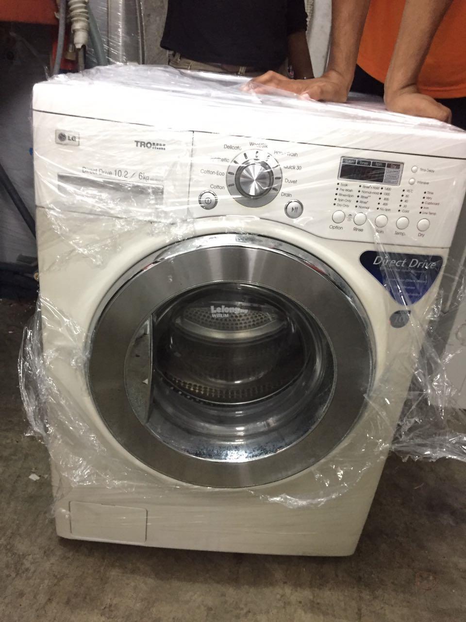 Refurbish Lg Washer Dryer Combo 10 2 End 5 2 2017 11 05 Am