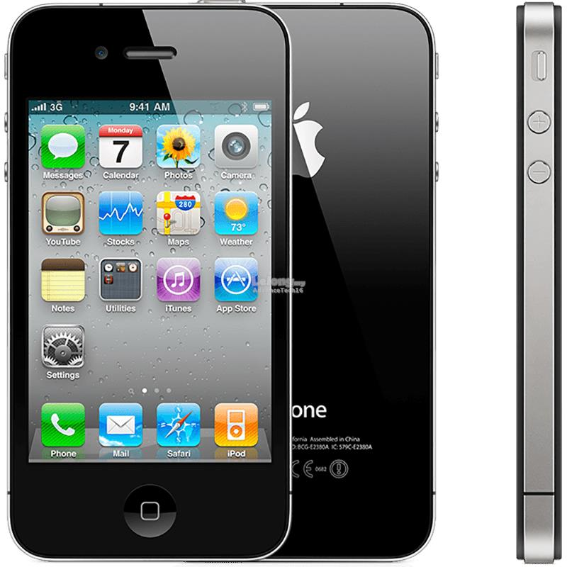 refurbished apple iphone 4s 64gb bla end 6 19 2018 3 15 pm. Black Bedroom Furniture Sets. Home Design Ideas