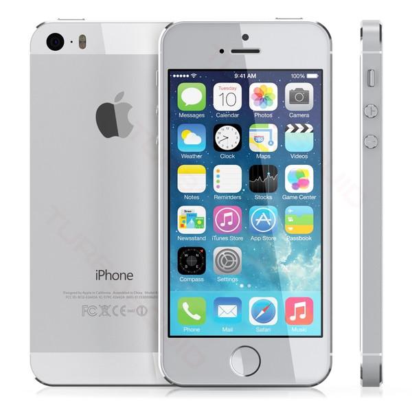 Refurbished Apple iPhone 5s 32GB (Silver)