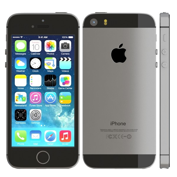 refurbished apple iphone 5s 32gb sp end 5 13 2019 2 56 pm. Black Bedroom Furniture Sets. Home Design Ideas