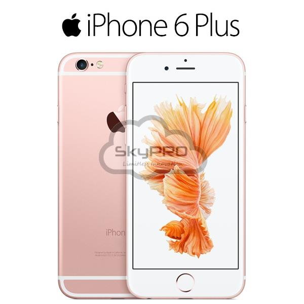 Refurbished Apple Iphone 6 Plus 128gb Rose Gold With FINGERPRINT