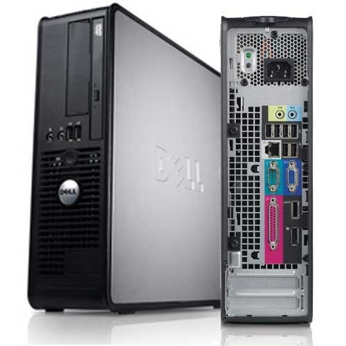 Refurbished Dell Optiplex 760 SFF , C2D, 2GB RAM, 160GB HDD, Wifi