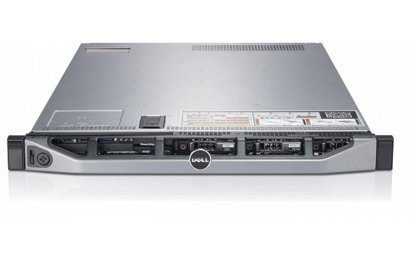 (Refurbished) Dell PowerEdge R620 Server (2xE52650.32GB.250GB)