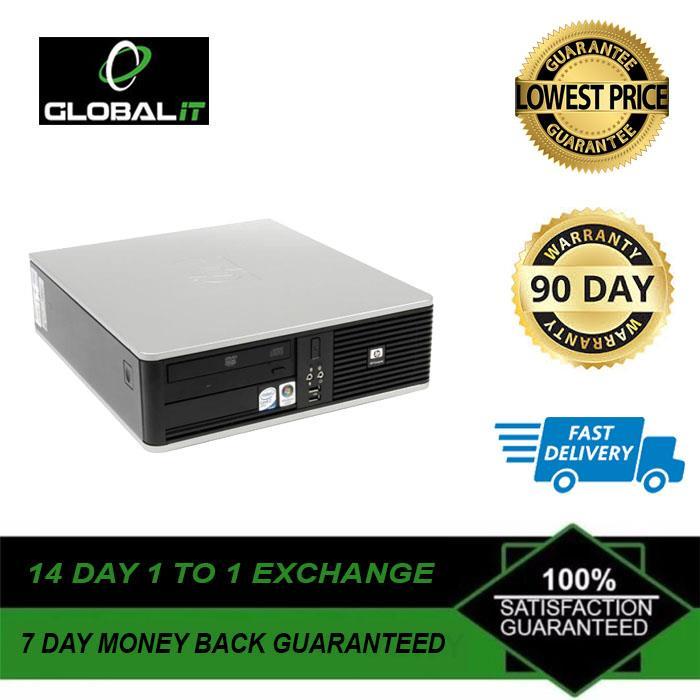 (Refurbished Desktop) HP Compaq DC7800 Desktop / 3 Month Warranty