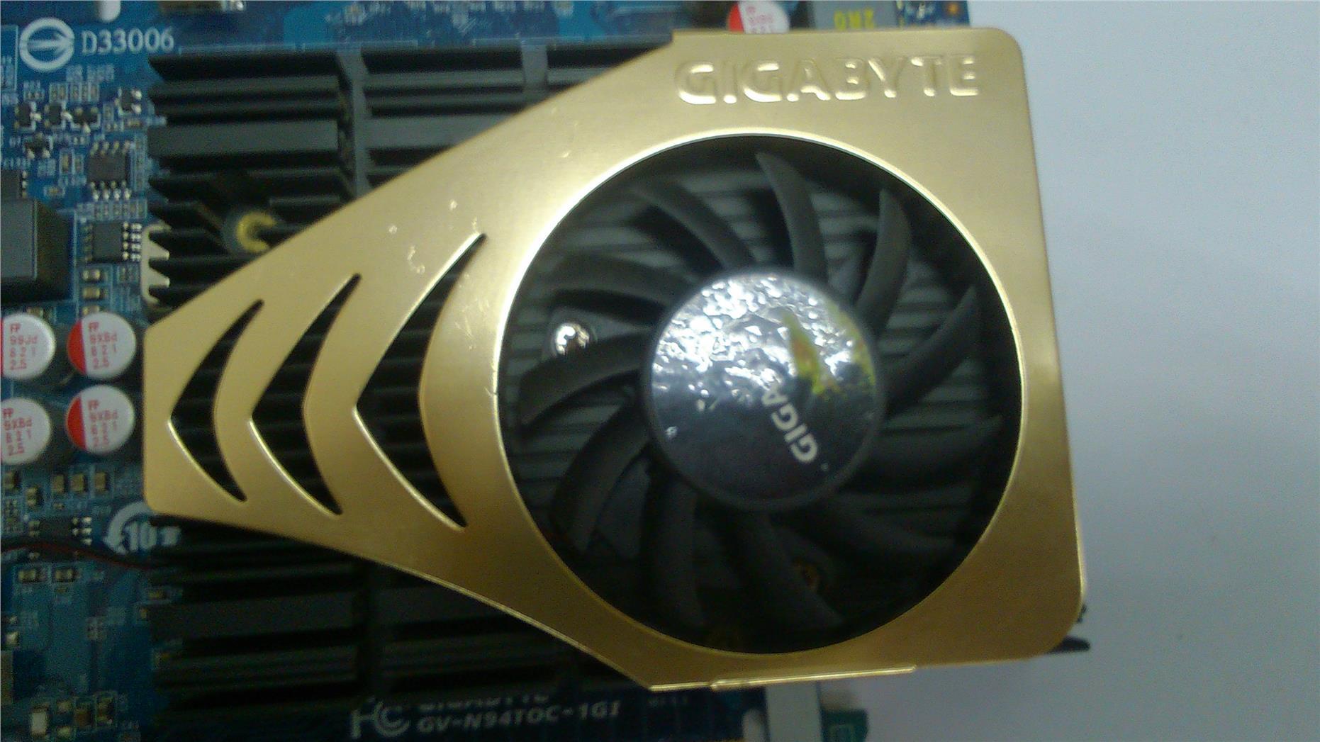 (REFURBISHED) GIGABYTE GV-N94TOC-1GI 1GB 128-Bit GPU UNIT