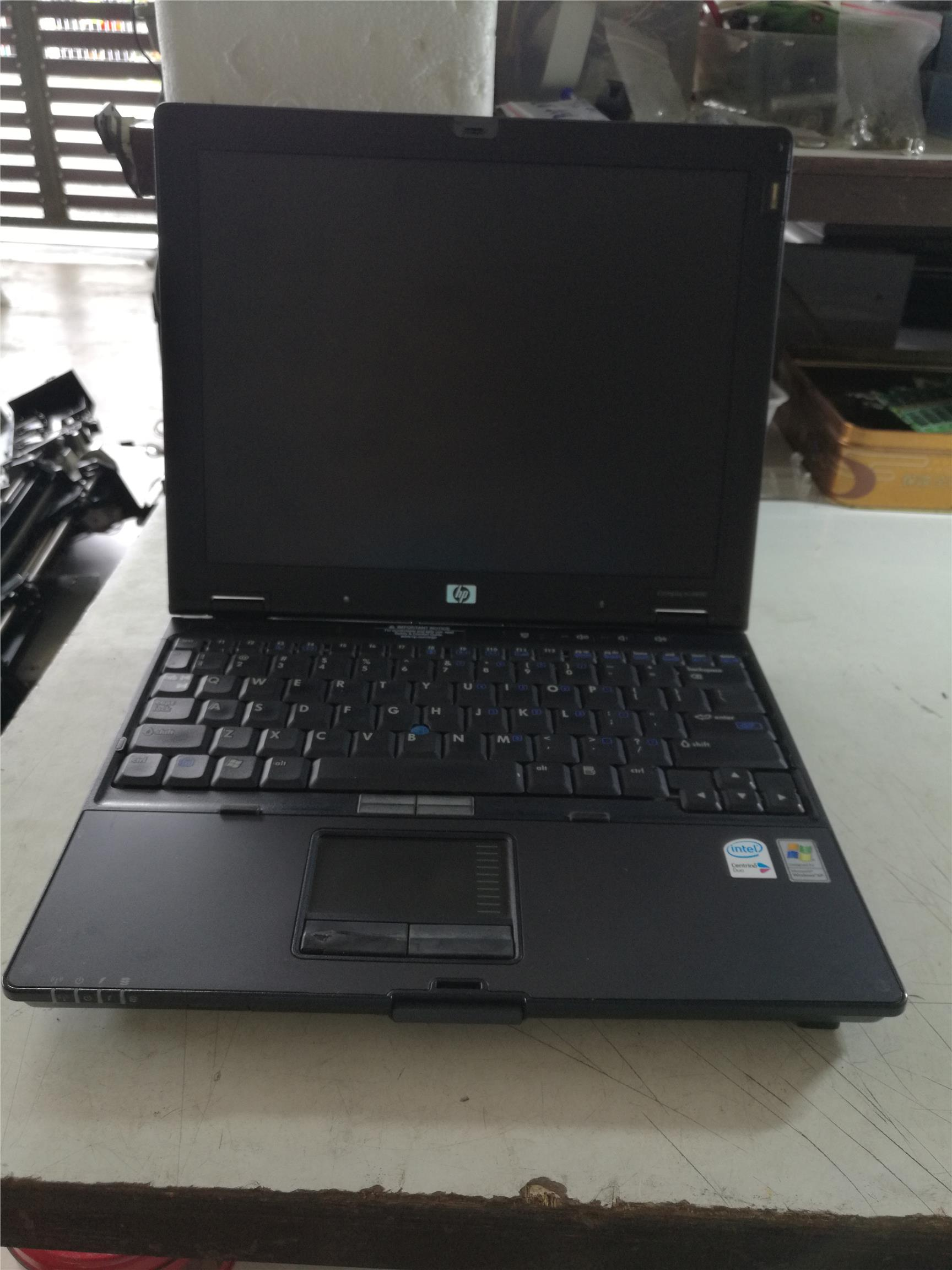 COMPAQ NC4400 DRIVERS WINDOWS XP