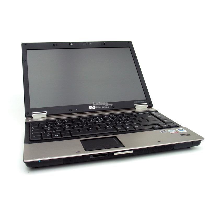 Refurbished HP Elitebook 6930P ( 14', C2D, 2GB RAM, 120GB HDD )