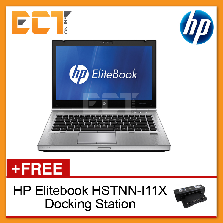Refurbished) HP EliteBook 8460P Not (end 12/4/2019 8:13 PM)