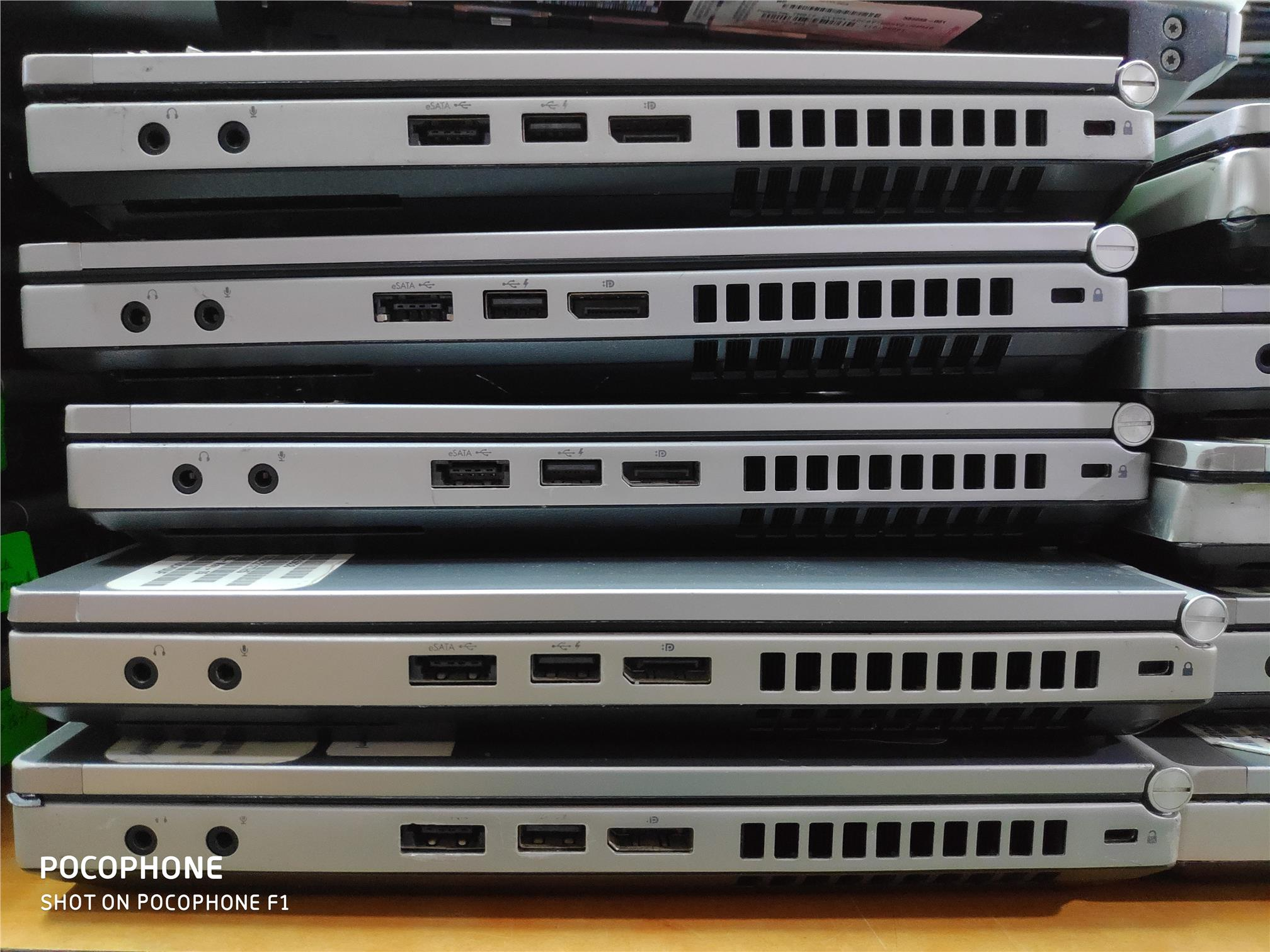 REFURBISHED HP ELITEBOOK 8470P INTEL CORE i5 4GB 160GB SSD WINDOWS OS