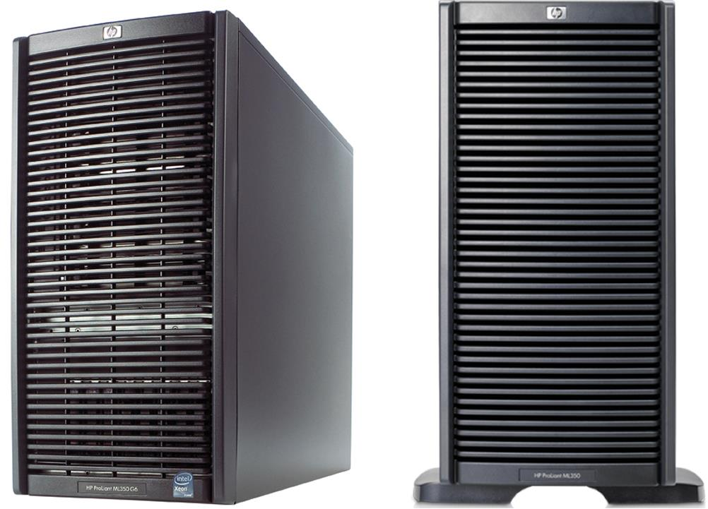 (Refurbished) HP ProLiant ML350 G6 Server (2xX5650.32GB.2x300GB)-2