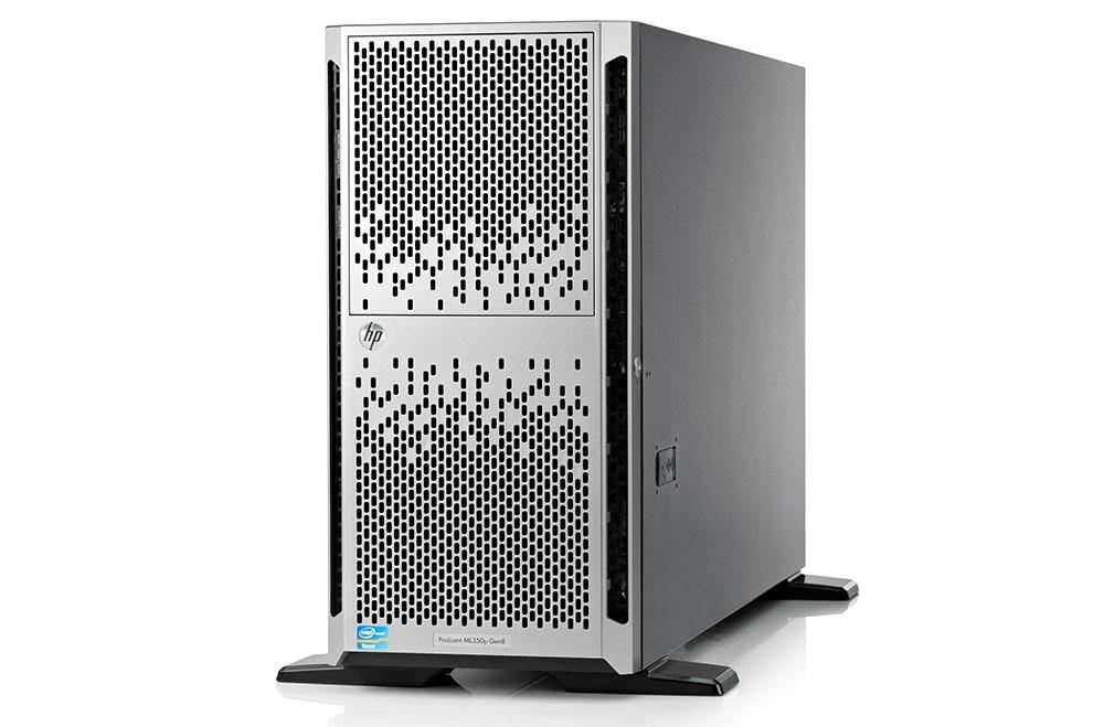 (Refurbished) HP ProLiant ML350p G8 Server (E5-2603.8GB.146GB)-1
