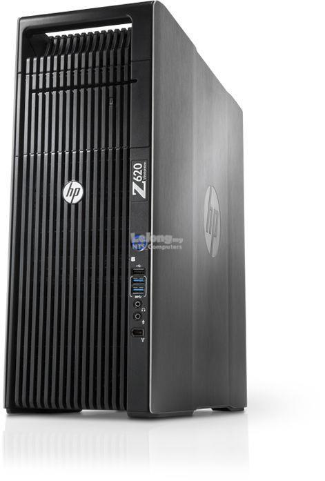 (Refurbished) HP Z620 Empty Base Station 2x Cooler V2 PSU Motherboard
