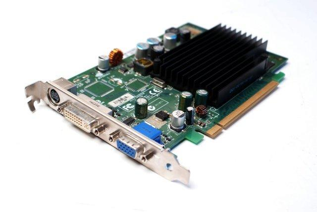REFURBISHED NVIDIA GEFORCE 7300 LE 128MB DDR2 DK315 7300LE