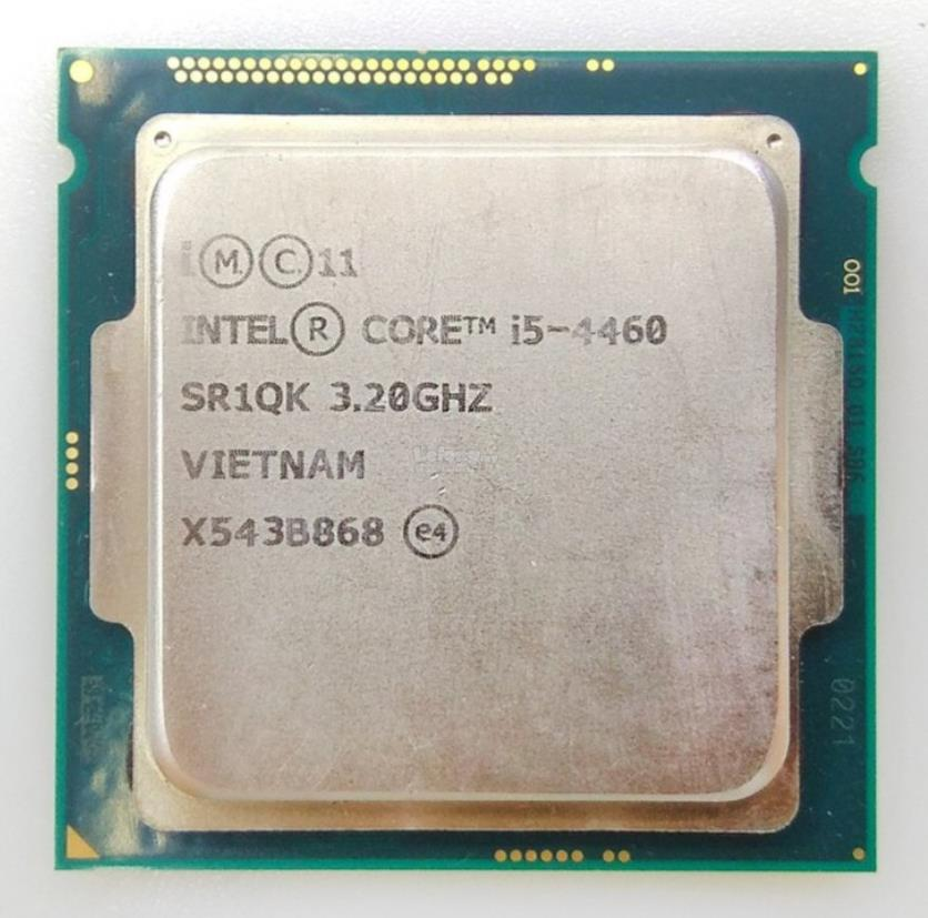Refurbished Socket 1150 Intel Core i5-4460 Processor CPU