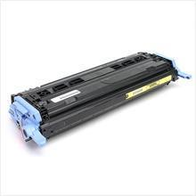 Remanufactured HP Toner Q6002A Yellow 6002 124A 1600 2600 2605 CM1015