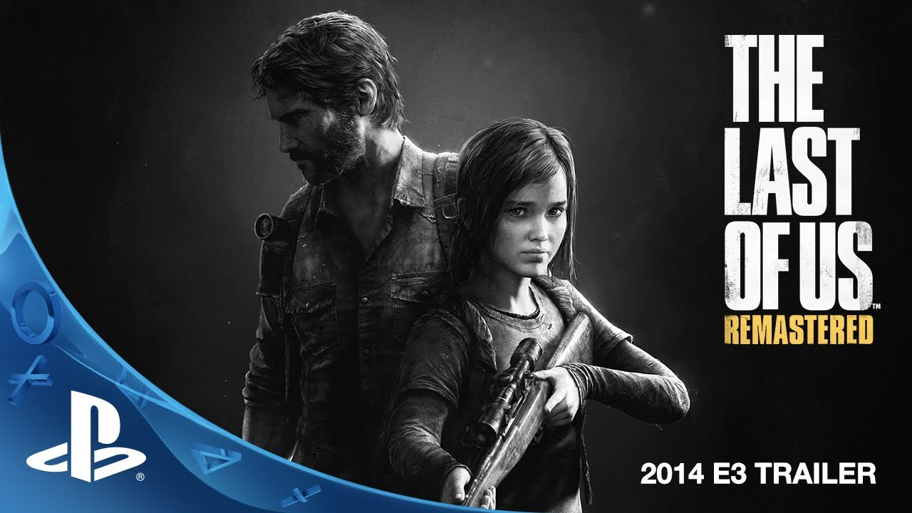 The Last of Us Remastered (PS4 Game)