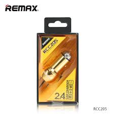 REMAX IN-CAR 2 USB 2.4A CHARGER (RCC205)