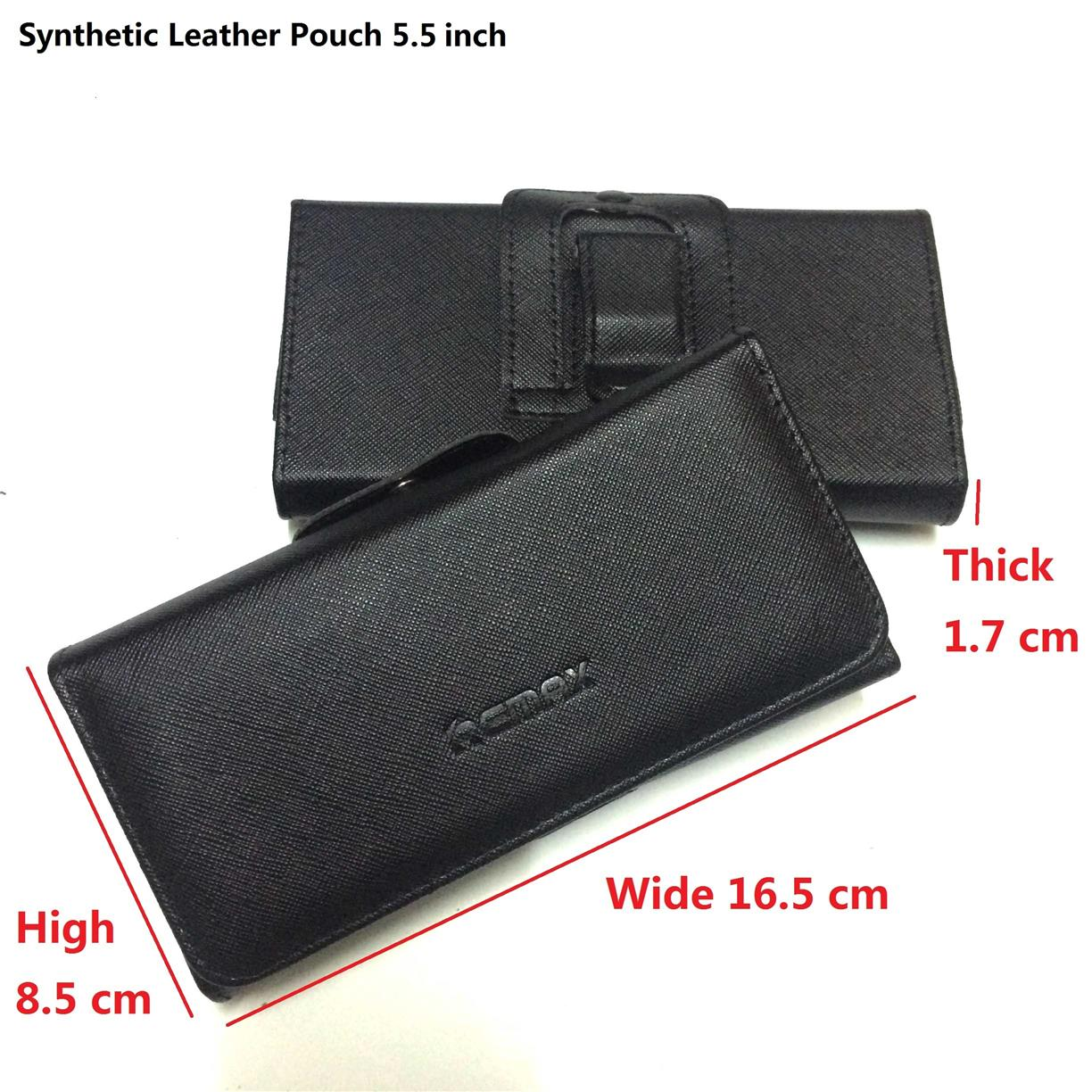 Remax Horizontal Samsung Galaxy Note 1234 iphone6plus Belt Pouch Bag