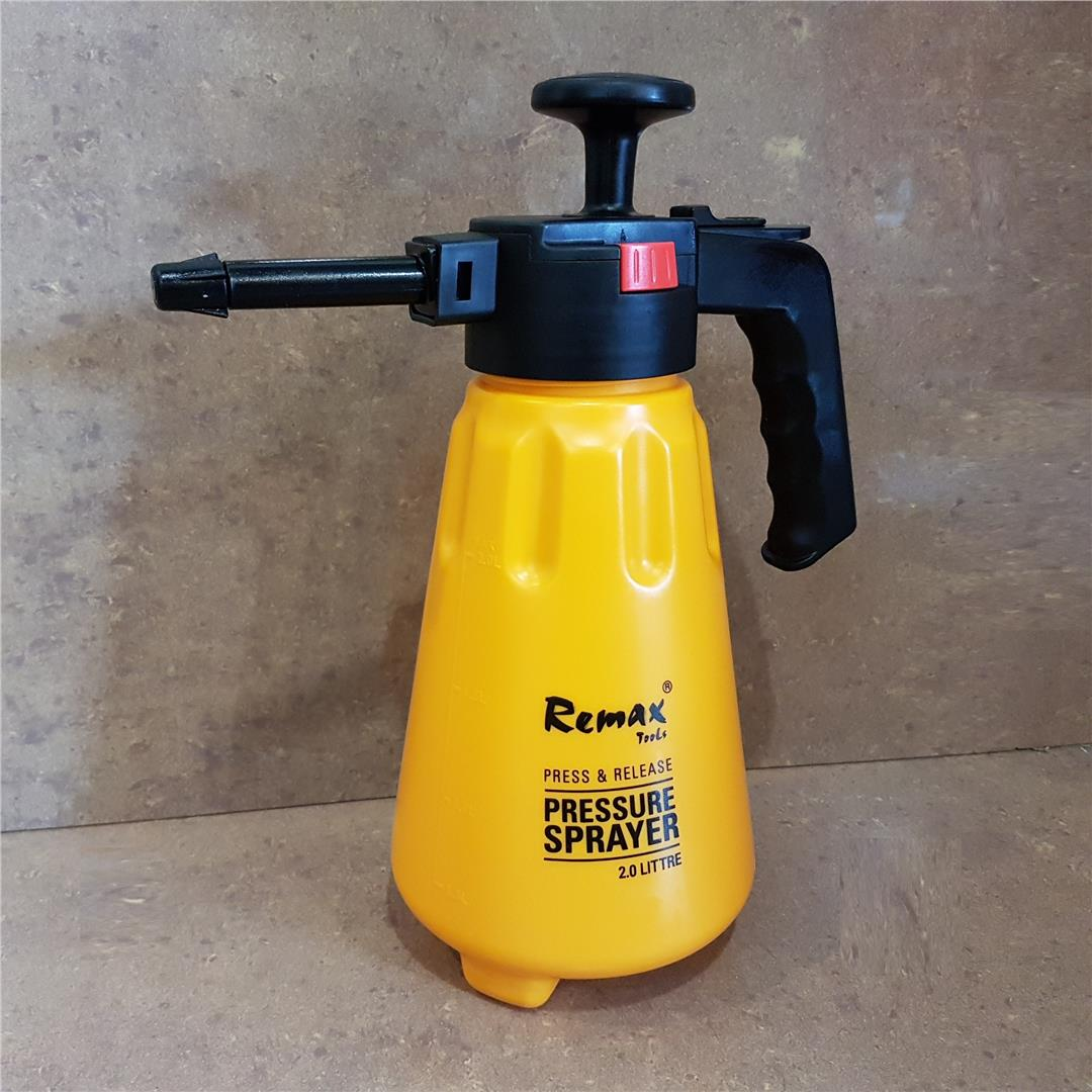 Remax HS220 Press & Release Pressure Sprayer 2.0Lts ID30723