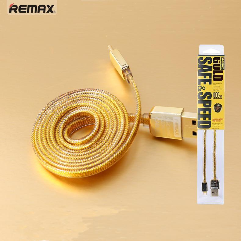 Remax King Kong Gold Safe & Speed For Iphone IOS 1 Meter