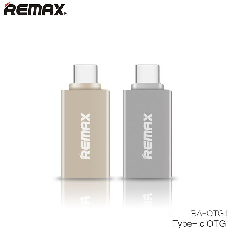 Remax RA-OTG1 Type-C to USB Type A 3.0 Female OTG Adapter Converter