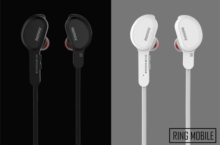 Remax RB-S5 Magnetic Bluetooth Wireless In-Ear Headphone