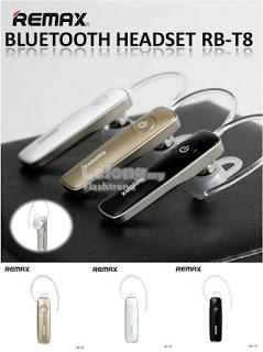 REMAX RB-T8 Bluetooth 4.1 Wireless Headset
