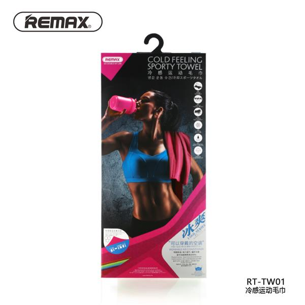 Remax RT-TW01 Cool Feel Sporty Towel