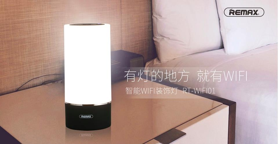 Remax RT-WIFI01 12W Smart Wifi Decorative Lamp - Original