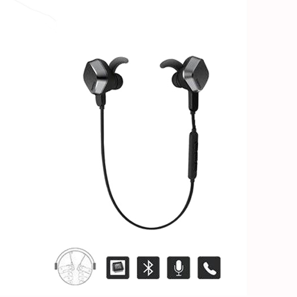 REMAX S2 Magnet Headset Wireless Sports Bluetooth Earphone