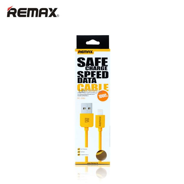 Remax Safe Charge Speed Date Cable [Micro-1000 mm]