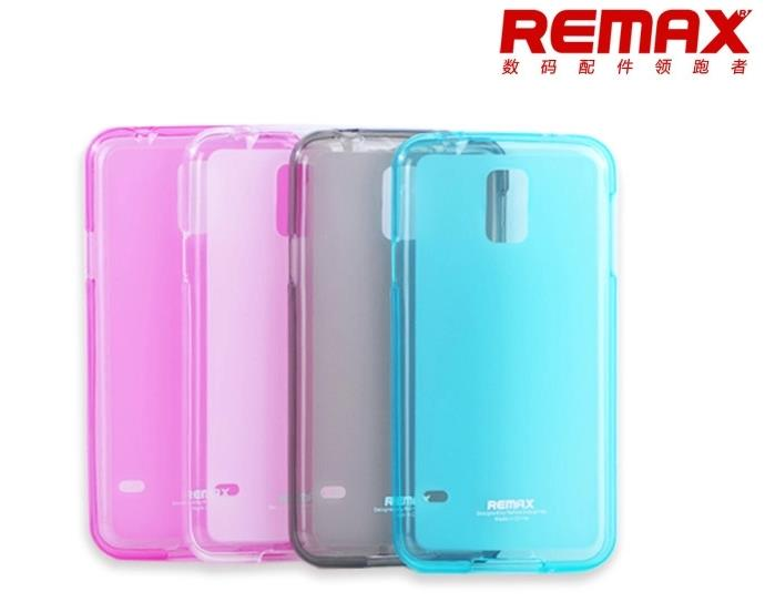 Remax Samsung Galaxy S5 Silicone TPU SGP Pudding Back Case + FREE SP