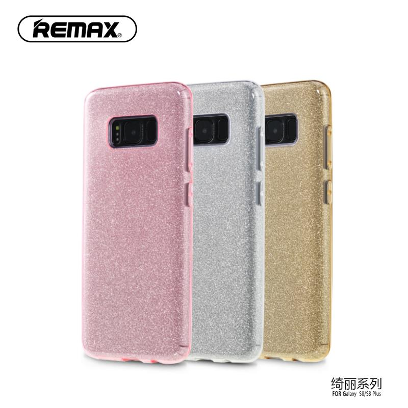 detailed look 142b1 b13ee Remax Samsung Galaxy S8 / S8+ Plus Glitter Shining Bling Case Cover