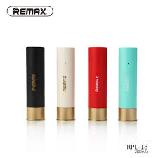 REMAX SHELL 2500MAH 1 OUTPUT 1A POWER BANK (RPL-18) BLK/BLU/RED/WHT