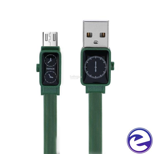 REMAX WATCH Android Micro 2.4A Fast Charging USB Data Cable RC-113