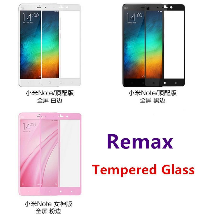 Remax Xiaomi MiNote Mi Note Pro 5.7' 2.5D Full Cover Tempered Glass