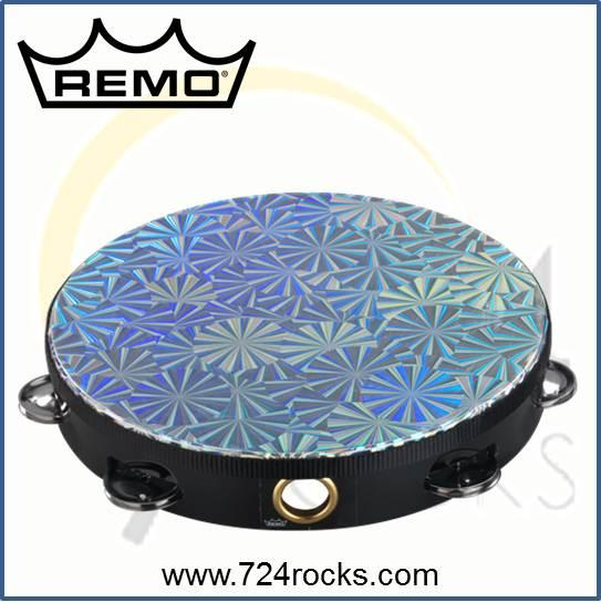 "Remo TA-4110-43 10""inch Single Row Prizmatic Tambourine"